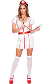 Roma Costume 4Pc Caretaker Cutie