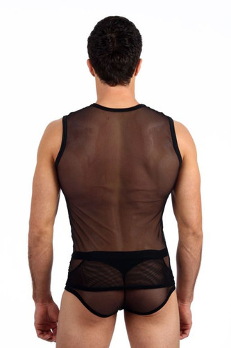 Gregg Homme X-Rated Maximizer Muscle Top