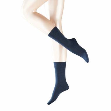 Falke Sensitive London Ankle Socks - Navy Blue