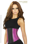 Ann Chery 3 Hooks Latex Metallic Edition Waist Cincher for Women