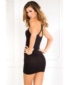 Rene Rofe Exotic Plunge Dress
