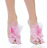 Starline Pink Sequin Shoe Accessory