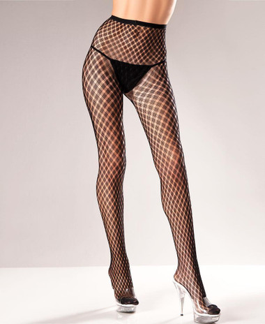 Be Wicked Weave Design Pantyhose