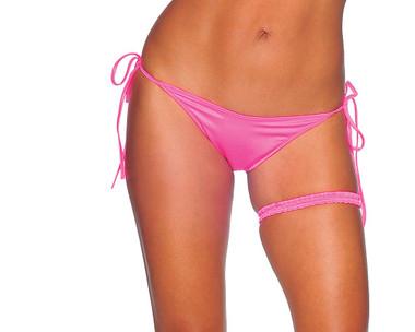 BodyZone Garter - Neon Pink