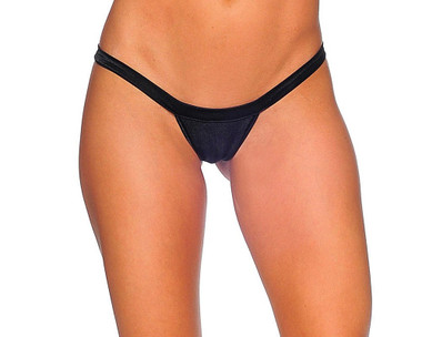 BodyZone Comfort Strap T-Back - Black