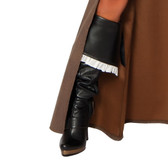 Roma Costume Boot Cover 4242B