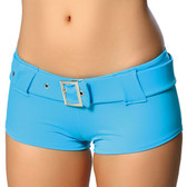 Roma Costume Stretch Short with Belt