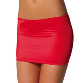 Roma Costume Lycra Mini Skirt