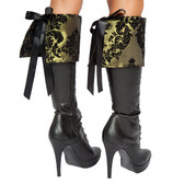 Roma Costume Boot Covers 4154B