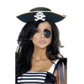 Roma Costume Pirate Hat