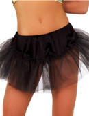 Roma Costume Trimless Petticoat - Black