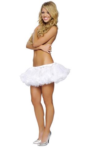 Roma Costume 4151 Petticoat - White