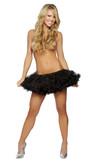 Roma Costume 4151 Petticoat - Black