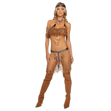 Roma Costume Cherokee Warrior