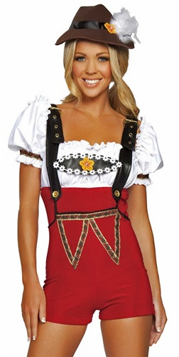 Roma Costume Beer Stein Babe