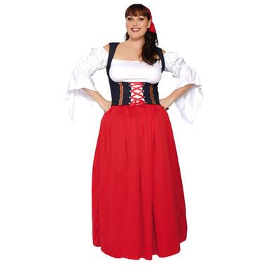 Roma Costume Swiss Miss