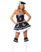 Roma Costume 4Pc Flirty Sailor