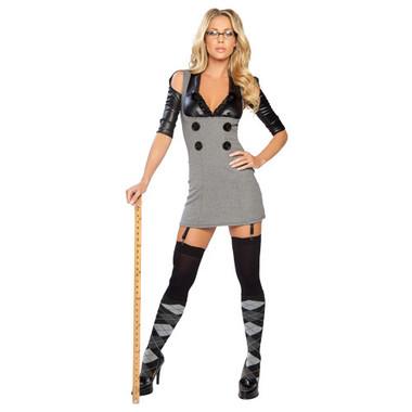 Roma Costume Miss Naughty Principal