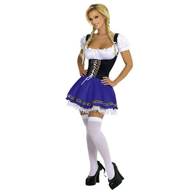 Roma Costume Serving Wench Costume
