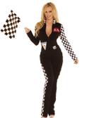 Elegant Moments 2Pc Race Car Driver Costume