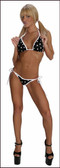 Blue Orchid Exoticwear Sweet Cheeks 2 Pc Rio Back Scrunchbutt