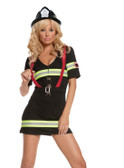 Elegant Moments 2Pc Ms Blazin Hot Costume