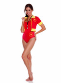 Elegant Moments 4Pc Beach Patrol Costume