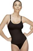 Vedette Women's Lea Bikini Bodysuit - Black