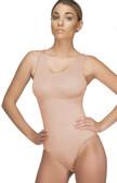 Vedette Women's Ines Shaping Tank Bodysuit - Nude