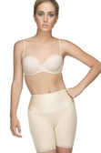 Vedette Dominique Mid-Thigh Panty Short Body Shaper - Nude