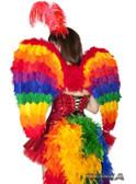Roma Costume Rainbow Wings 4368
