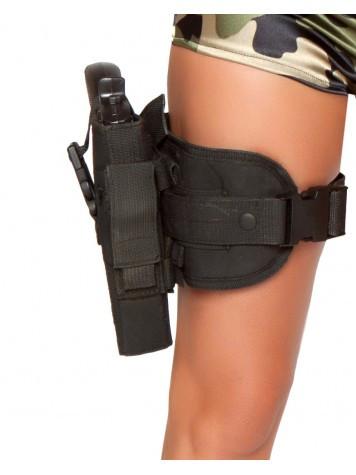 Roma Costume Gun Leg Holster