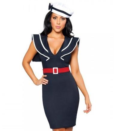 Roma Costume 3Pc Captain's Choice