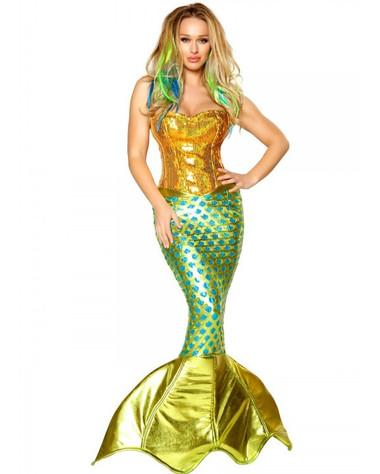 Roma Costume Siren of the Sea