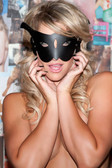 Allure Leather Cat Mask