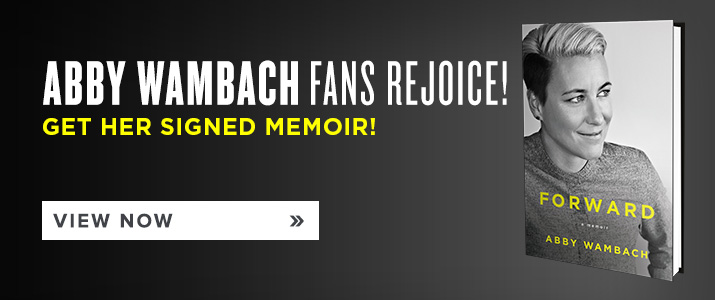Get Abby Wambach's autographed Memoir!