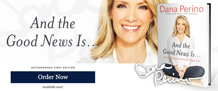 And The Good News Is... - Signed by Dana Perino
