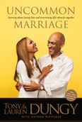 Uncommon Marriage Autographed by Tony & Lauren Dungy