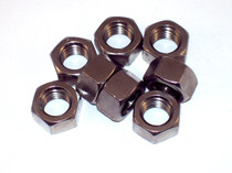 1/2-13 Hex Nut Coarse - 18-8 Stainless Steel