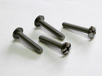 "1/4-20 x 1-1/2"" Truss Head Combo Sidewalk Bolts"