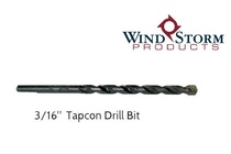 "3/16"" Tapcon Drill Bit"