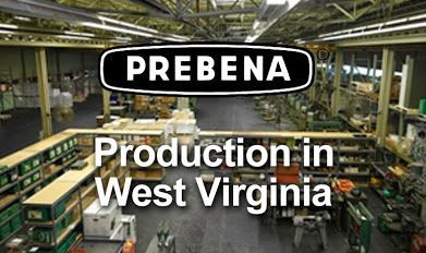 PREBENA - Stainless Finish Nails Made in the USA