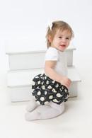 Scrunchy Onesie Skirt