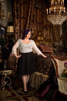 Model: Donna Ranae Melendrez HMUA: Donna Ranae Melendrez Photographer: M&M Phtography