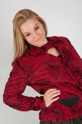 Model: Nicole Photographer: John Smith