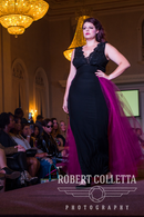 Model: Kelly West Photographer: Robert Coletta Event: Milwaukee Fashion Week
