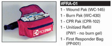 FRA-01-CASE - First Responder Advanced PICK Kit CASE of 12