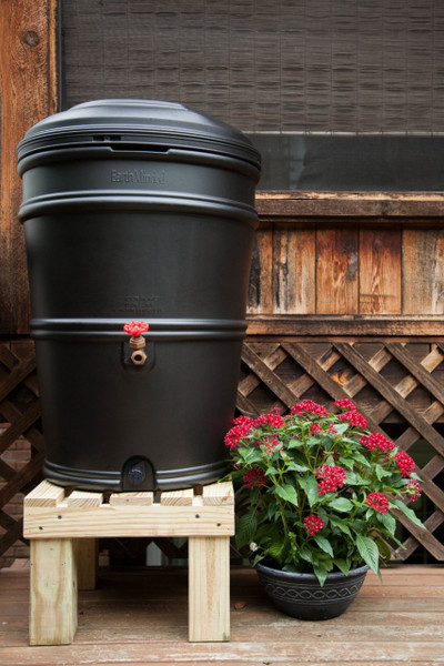 Chesapeake Rain Barrel Stand