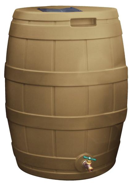 50 gallon good ideas rain barrel