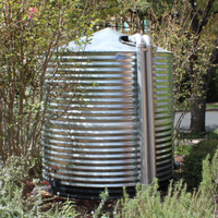 1000 Gallon Steel Tank